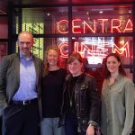 Richard Brooke [Unilever], Tracy Courtney-Wills [Palma Pictures], Jo Coombes [AdGreen], Louise Smith [BBC]