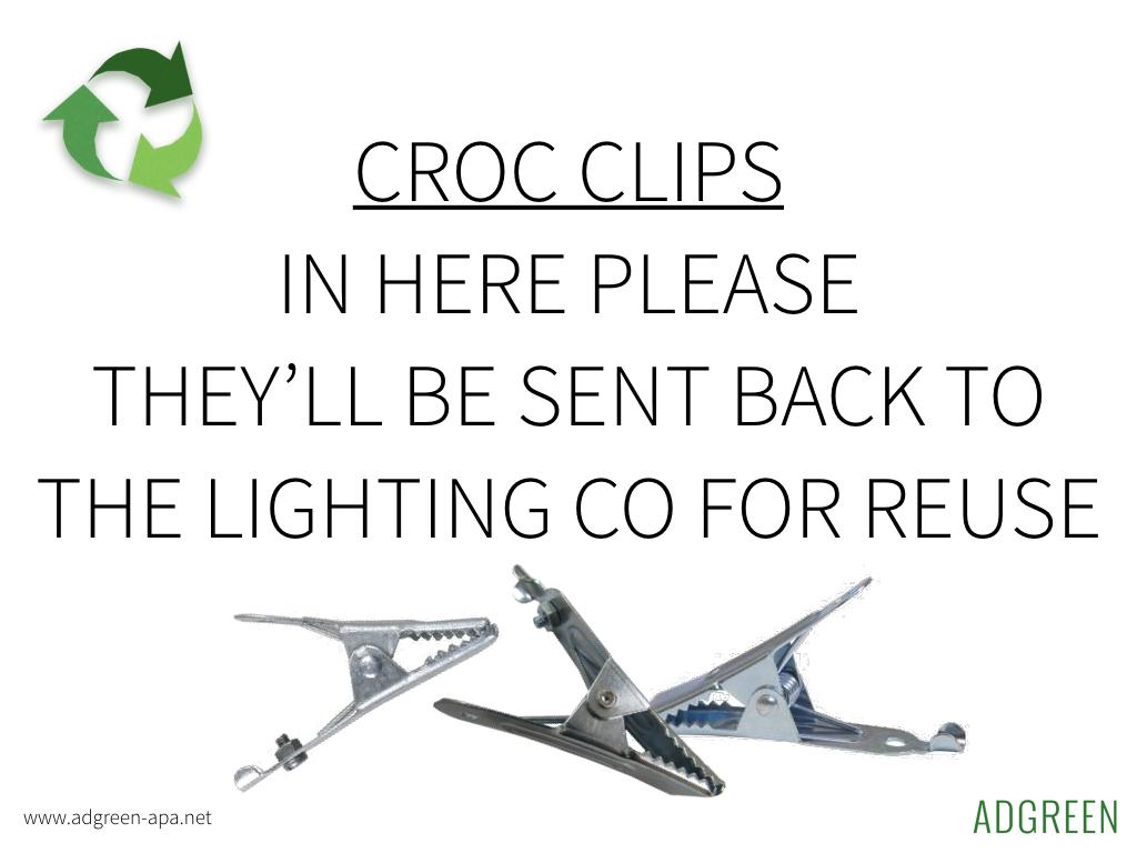 Croc Clips