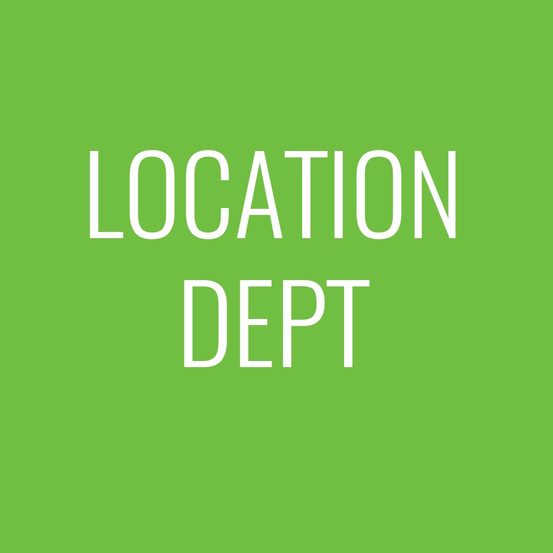 Location dept