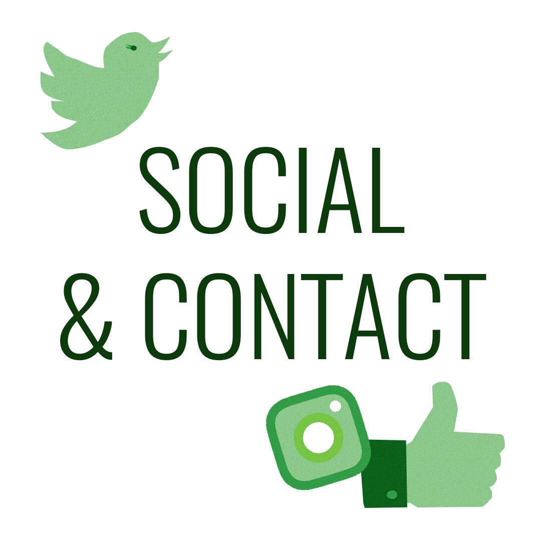 Social & Contact