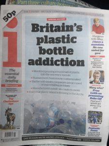 Britain's plastic bottle addiction