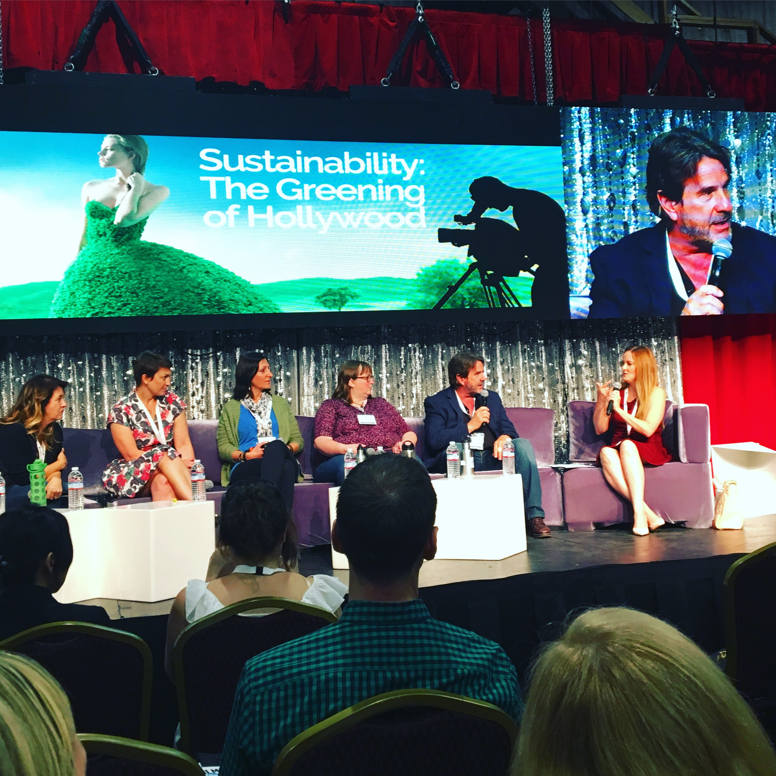 The FICC17 Greening of Hollywood Panel