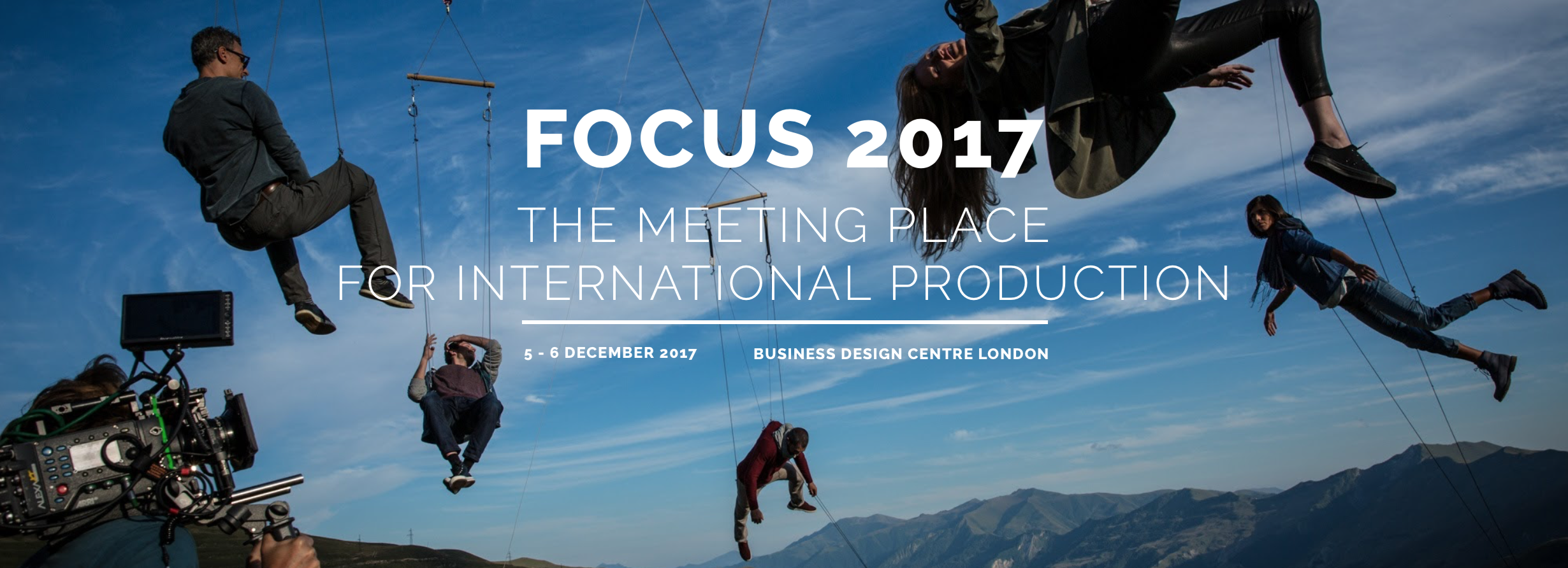Focus 2017 - Click here to register