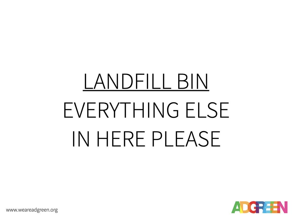 Landfill Bin
